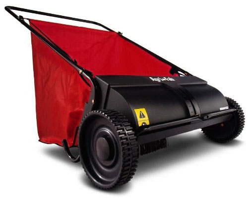 lawn sweeper reviews