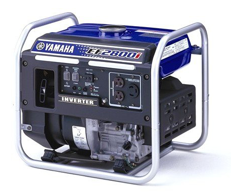 Yamaha 2000 Generator - The EF2000i, EF2400i and EF2800i Models