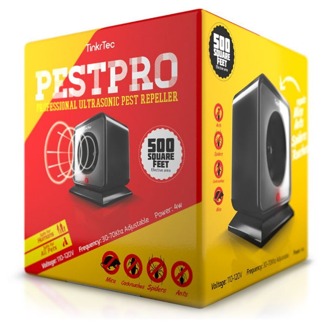 Ultrasonic Pest Repeller - We Review 10 of the Best