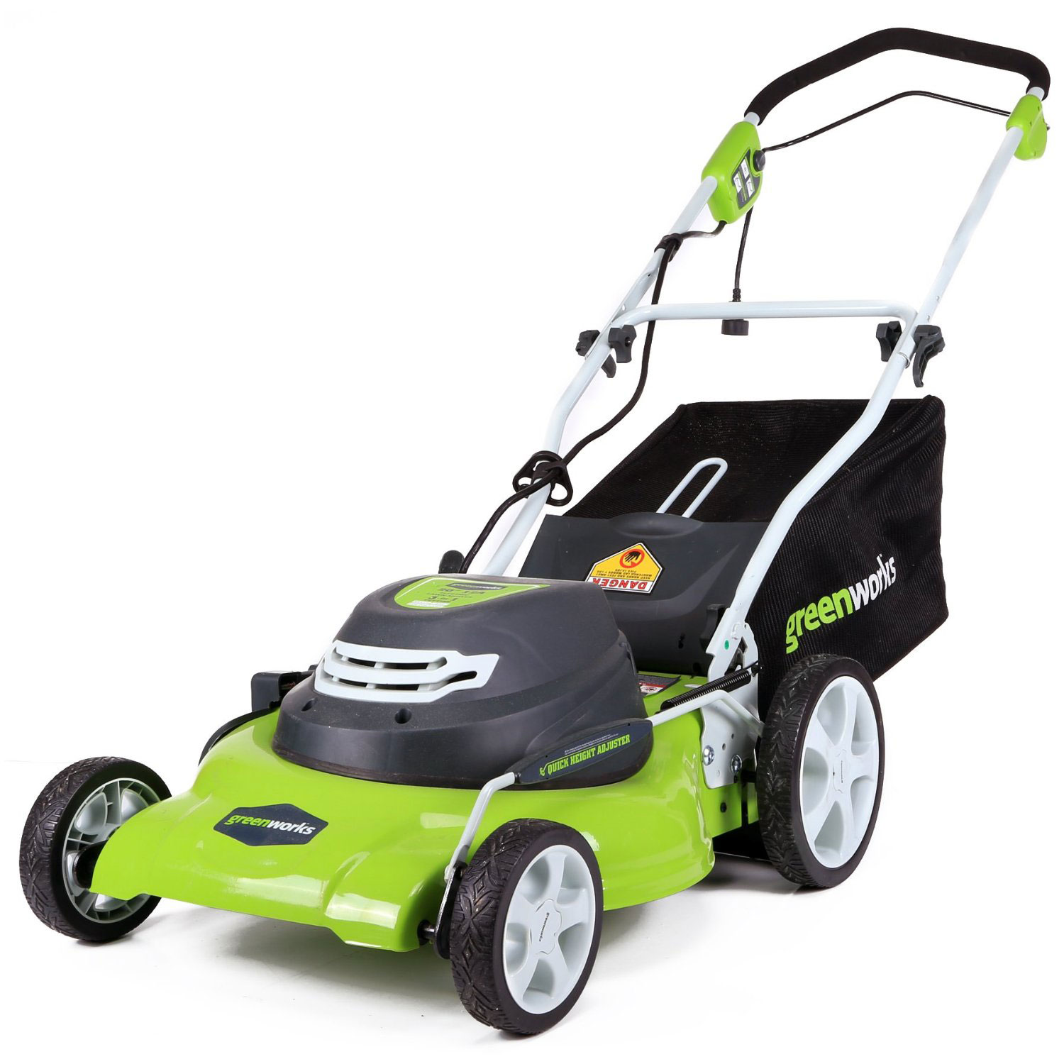 Electric Lawn Mower Reviews Get An Overview Your 10 Best Options
