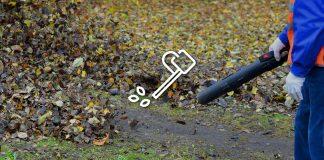 Leaf Vacuum Mulcher AH